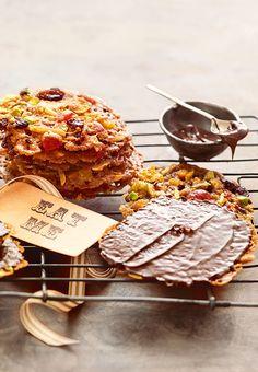 Geliebter Plätzchen-Klassiker im großen Cookie-Format - umso besser!