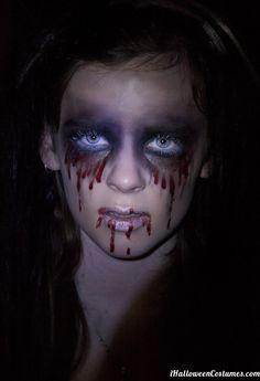 makeup for Halloween - Halloween Costumes 2013
