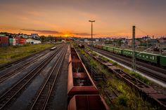 Güterbahnhof Hof -