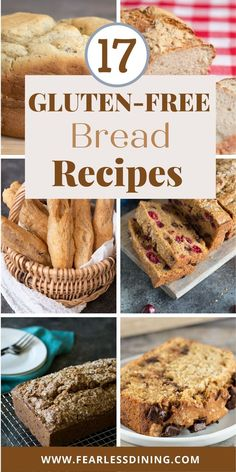 If you love gluten free bread, I have some easy recipes. I include gluten free yeast breads, sourdough recipes, breadsticks, flatbreadm and quick breads. There is even a delicious sandwhich style bread machine recipe to try. Gluten Free Bread Recipe Easy, Quick Bread Recipes, Chef Recipes, Easy Recipes, Gluten Free Breakfasts, Gluten Free Desserts, Gluten Free Recipes, Sourdough Recipes, Bread Machine Recipes