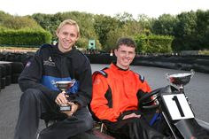 Castle Combe Kart Championship Winner 2012