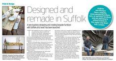 We're in Business East - click on it, read it, repin it. Ta! #suffolk