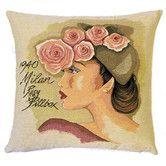 Found it at Wayfair.co.uk - Milan 1940 Cotton Cushion Cover