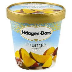 Haagen Dazs Ice Cream Pot