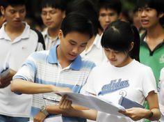 cải cách trong thi liên thông đại học