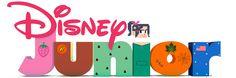 Disney Junior Logo Variations | Disney Junior Disney Junior (Sugar Rush Cover)