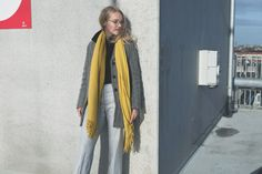 Such a grey but pretty day in Amsterdam Amsterdam, Duster Coat, Kimono Top, Grey, Instagram Posts, Jackets, Tops, Women, Fashion