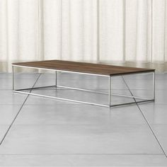 Add style and functionality to your space with accent tables from Crate and Barrel. Shop for coffee tables, console tables, side tables and end tables.