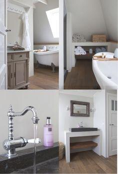Badkamer ariadne at Home Huis Woonbeurs/StijlIdee | Bathrooms ...