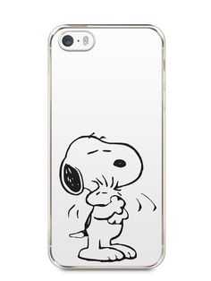 Capa Iphone 5/S Snoopy #2 - SmartCases - Acessórios para celulares e tablets :)
