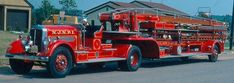 Fire Apparatus, Ladders, Fire Trucks, East Coast, Cars, Big, Gallery, Vehicles, Firefighters