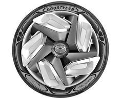 Goodyear's energy-generating tire could charge your electric car | Inhabitat - Sustainable Design Innovation, Eco Architecture, Green Building