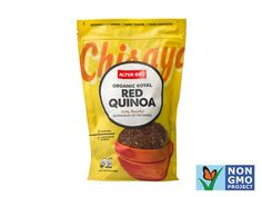 Alter Eco organic royal red quinoa http://www.prevention.com/food/healthy-eating-tips/100-cleanest-packaged-food-awards-2013-grains-and-pastas/slide/6