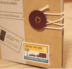 Eyelet & String Sticker Set