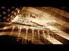 ▶ Declaration of Independence Song - YouTube