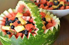 fruit-watermelon basket
