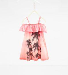 Vestido estampado - Disponível em mais cores