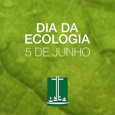 Dia da Ecologia - 5 de Junho.