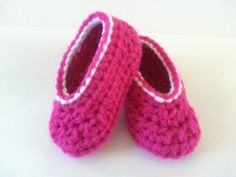 crochet baby bootie 0-3 month free pattern