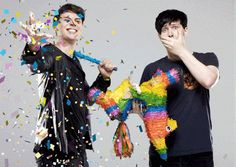 Dan and Phil!!!