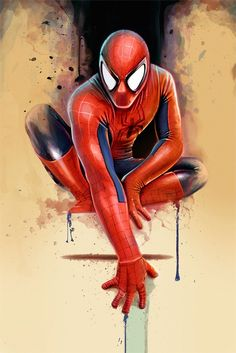 Spider-Man by Brian Rood