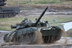 Harckocsi T-80U (T-80U MBT)