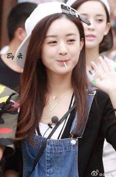 Korean Beauty Girls, Asian Beauty, Korean Actresses, Actors & Actresses, Princess Agents, Zhao Li Ying, Chinese Actress, Girls Dpz, Beautiful Asian Women
