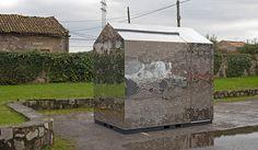 Brut Deluxe - kiosk m.poli vII kiosco m.poli para mercadillos de artesanía temporales, 2007
