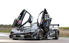 1993 McLaren F1 GTR
