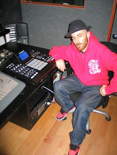THE ALCHEMIST Akai MPC 5000 New Hip Hop Beats Uploaded EVERY SINGLE DAY  http://www.kidDyno.com