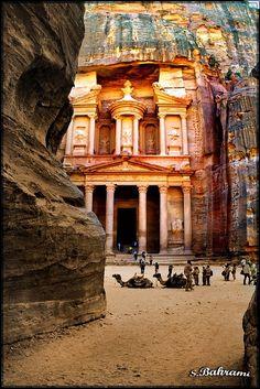 Rose City of Petra ...