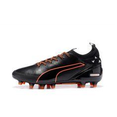 Puma - Hot Puma evoTOUCH Pro AG Black Orange Football Boots