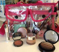 A look inside Adnan's makeup bag (Three Custom Color, Kaplan MD, Chantecaille, Make Up For Ever & Lancome)