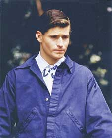 Crispin Glover as Marty McFly <3