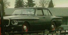 1962 plymouth valiant. possessed plymouth