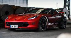 Chevrolet Corvette primeşte un tuning BBM Motorsports, care duce automobilul la 700 cai putere (Video)