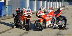 WSBK | Svelato a Jerez il team Milwaukee Aprilia