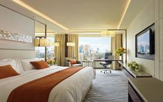 InterContinental Stanford Hotel Hong Kong unveils renovated Premier Rooms