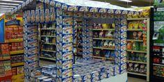 Twinkies supermarket display....you know you miss them!