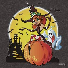 Helloween Witch