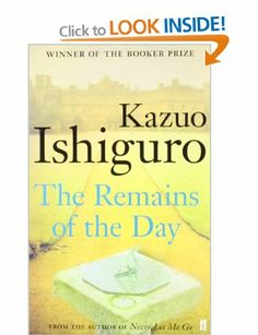 The Remains of the Day: Amazon.co.uk: Kazuo Ishiguro: Books
