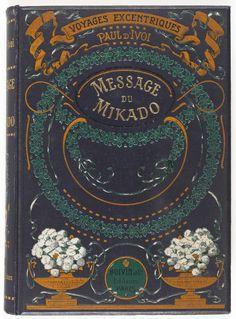 Message du Mikado / Paul d'Ivoi ; ouvrage illustré... d'après les dessins de G. Conrad