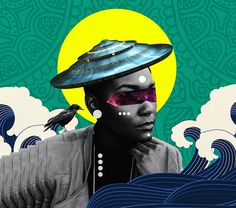 What You'll Be Creating I have always been a fan of Japanese art, so I decided to merge two styles together: Afrofuturistic and Japanese. I hope you will enjoy this. In this tutorial, I'll show you h