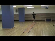 Speed and Agility Ladder Exercises for Soccer