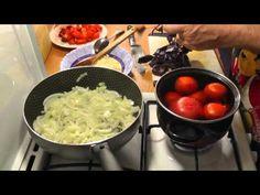 ▶ Цветная капуста с помидорами. Просто, вкусно, недорого. - YouTube
