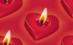 ahí fuego en los corazones