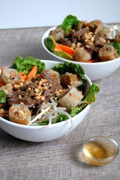 Bonjour Darling - Blog Illustration, Cuisine et DIY Bordeaux: Douceur du Vietnam : Le Bo Bun