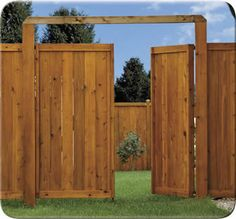 Double Gate  Fence-All