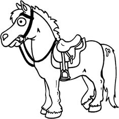 Small Horse Coloring Pages - Printable Coloring Pages Free Kids Coloring Pages, Mermaid Coloring Pages, Horse Coloring Pages, Pokemon Coloring Pages, Disney Coloring Pages, Printable Coloring Pages, Coloring Pages For Kids, Coloring Books, Free Coloring