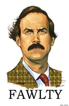 Fawlty Towers - Dave Stokes